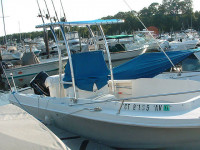 1990 Wellcraft 20ft Center Console with SG300