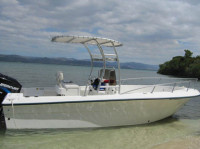 Angler 204 with SG300
