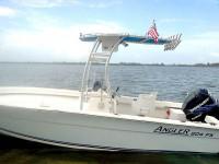 Angler with SG300