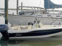 2011 Scout 175 SF with SG300