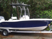 2010 Nautic Star 19' Offshore CC with SG300