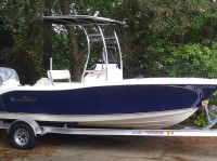 2010 Nautic Star Offshore 19' with SG300