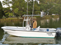 2003 Maritime Skiff 20D with SG300
