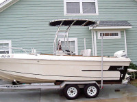 1983 20 ft Sport Craft with SG300