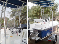 2011 17ft  SeaFox center Console with SG300