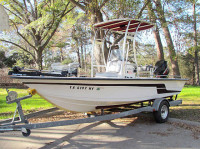 2000 Skeeter Bay Pro with SG300