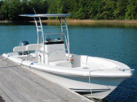 Sea Hunt BX22-T with SG300