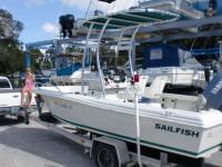 Sailfish with SG300