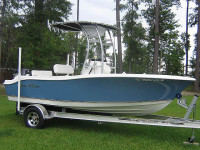 2011 Nautic Star 1900 Offshore Sport with SG300