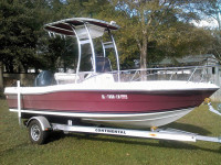 19' Clearwater with SG300
