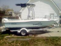 2005 Angler 180  with SG300