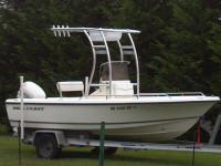 2001 Sea Hunt Triton 172 with SG300