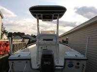 2002 Sea Hunt 172CC with SG300