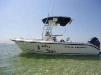 2004 Seahunt Triton 186 with SG300