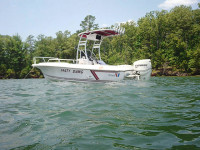 1988 Wellcraft Fisherman 20 with SG300