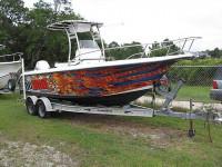 2003 Sea Fox 230 with SG300