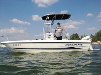 2000 Hydra Sport 20 LTS with SG300