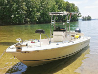 2007 Sea Hunt BX22T with SG300