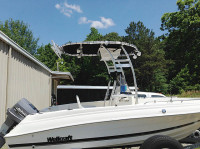 2000 Wellcraft 180 Fisherman with SG300