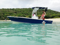 1972 Sea Craft  19' center console with SG300
