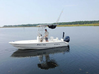 2007 Cobia 186 with SG300