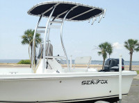 2009 Sea Fox Bayfisher with SG300