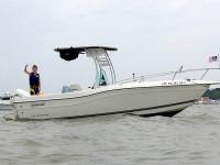 1998 Seaswirl Striper 21' with SG300