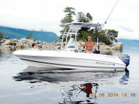2006 Wellcraft 180 Fisherman with SG300