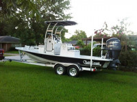 2013 GulfCoast 22' with SG300