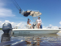 2008 Shearwater 20' Tournament Edition with SG300