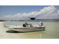 2013 Carolina Skiff 218 DLV with SG300