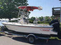 1998 Boston Whaler 17' Outrage with SG300