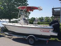 1998 Boston Whaler Outrage 17' with SG300