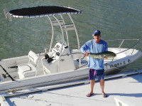 2012 Sea Fox 18 Foot Center Console with SG300