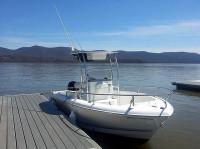 2008 Sea Pro 185CC with SG300