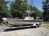 2002 Ranger Bay 2300 with SG300
