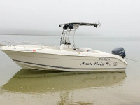 2007 Cobia 214 with SG300