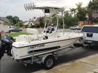 1996 Sunbird Neptune 18' with SG300