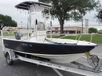 2006 Cape Craft 17' with SG300