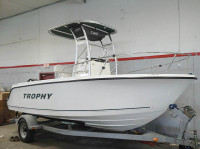 2007 Trophy 19' CC with SG300 T-Top