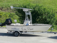 2014 17ft Sea Hawk with SG300