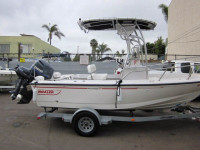 2000 Boston Whaler with SG600