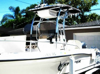 2005 Seaswirl Striper 1851 Center console with SG600