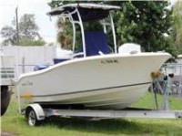 2008 Nautic Star with SG600