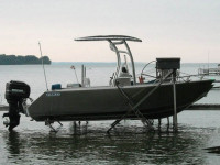 2008 Stanley Islander 21' with SG600