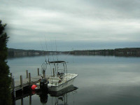 2007 Boston Whaler 17' with SG600