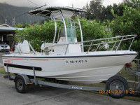 1998 17' Whaler Outrage with SG600