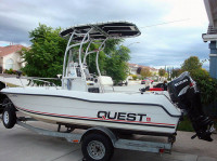 1991 FourWinns Quest 187  with SG600