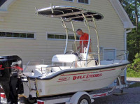 2000 Boston Whaler Dauntless 16' with SG600
