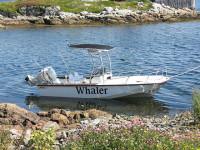 1984 Boston Whaler 20' with SG600